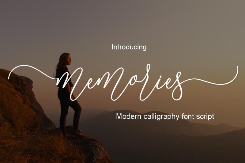 memories-font-dou