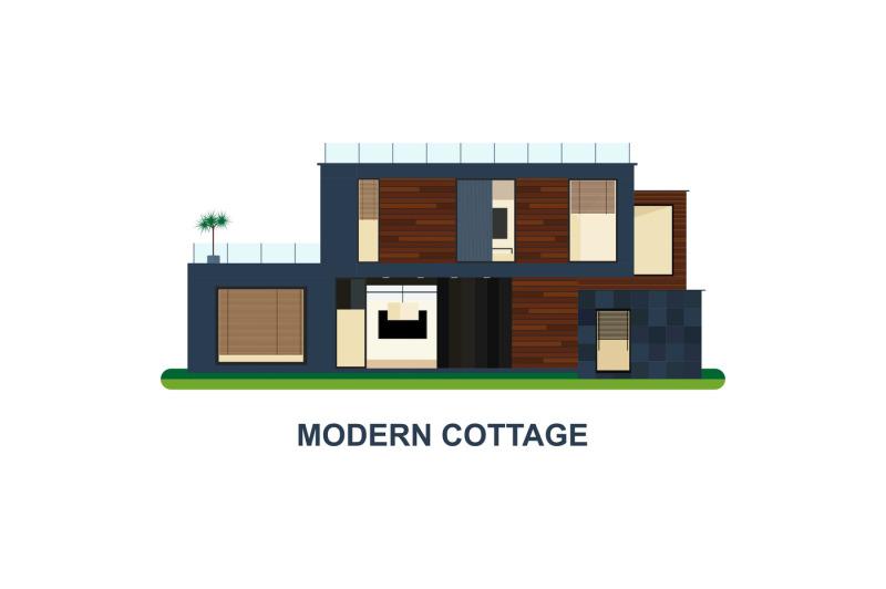modern-cottage-icon