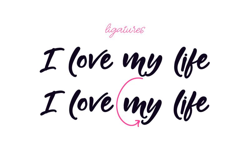 mutual-feelings-font