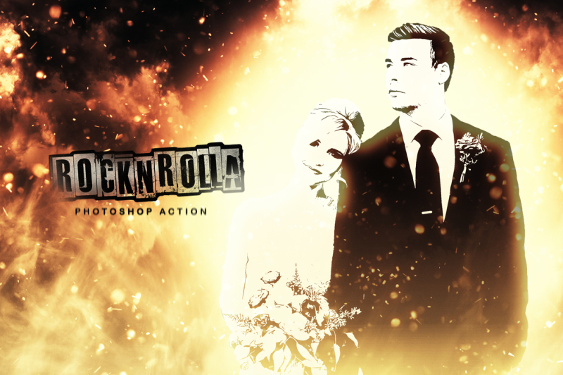 rock-n-rolla-photoshop-action