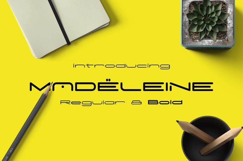 madeleine-typeface
