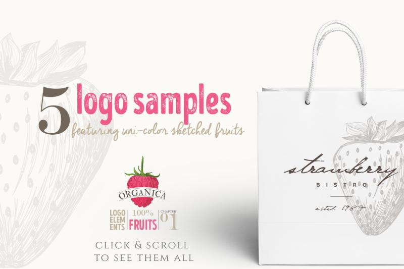 4-in-1-organic-logo-elements-60-percent-off