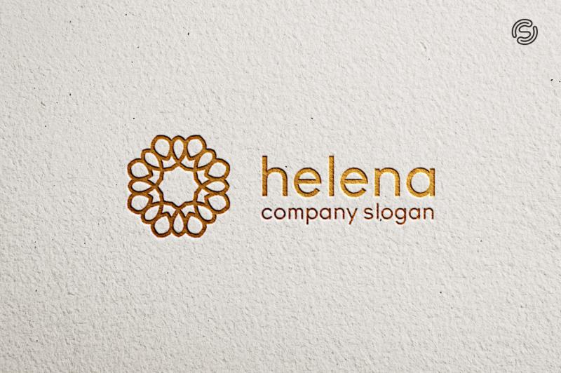 hellena-logo-template