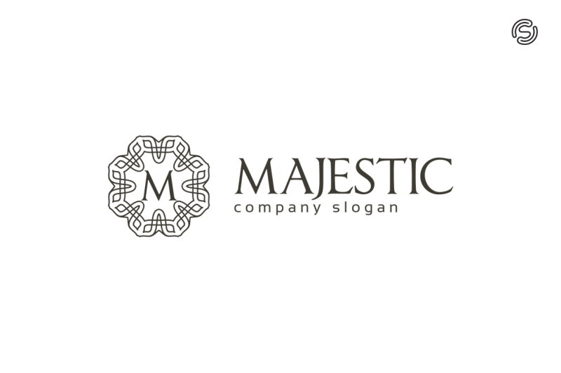 majestic-letter-m-logo-template