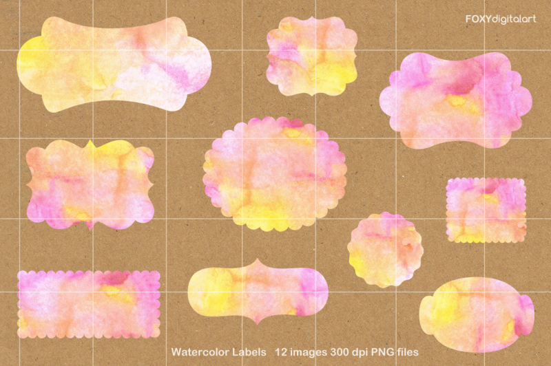 watercolor-label-gift-tags-scrapbook