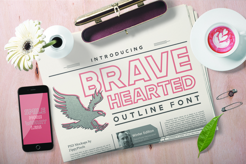 brave-hearted