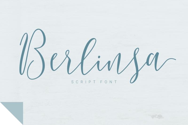 berlinsa-script-font