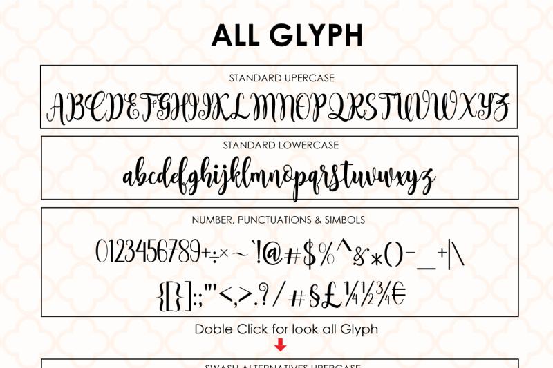 sambilan-font