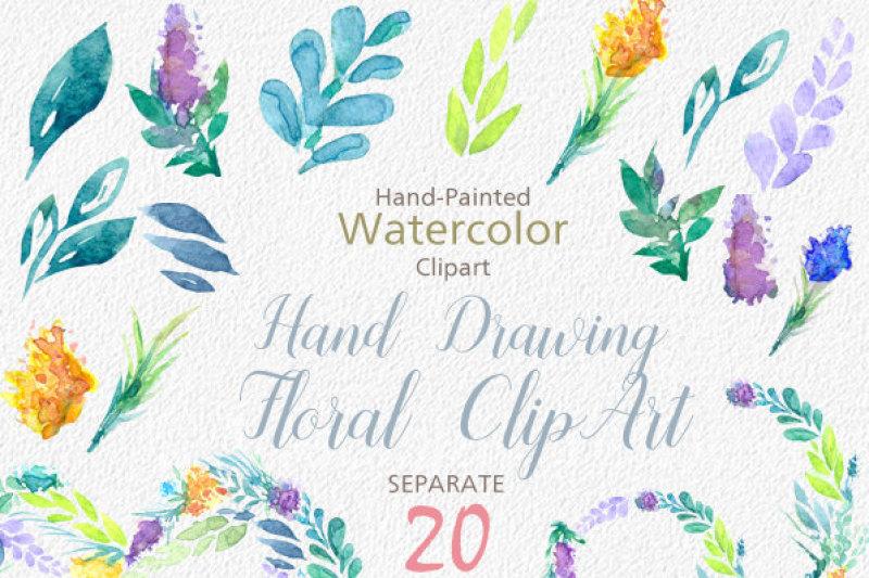 watercolor-floral-wreath-clipart-floral-clip-art-flowers-wreath-clipart-wedding-flowers-clip-art-watercolour-hand-painted-clip-art