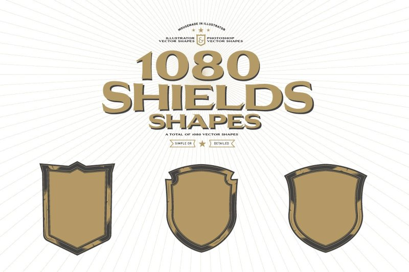 1080-vector-shields-shapes