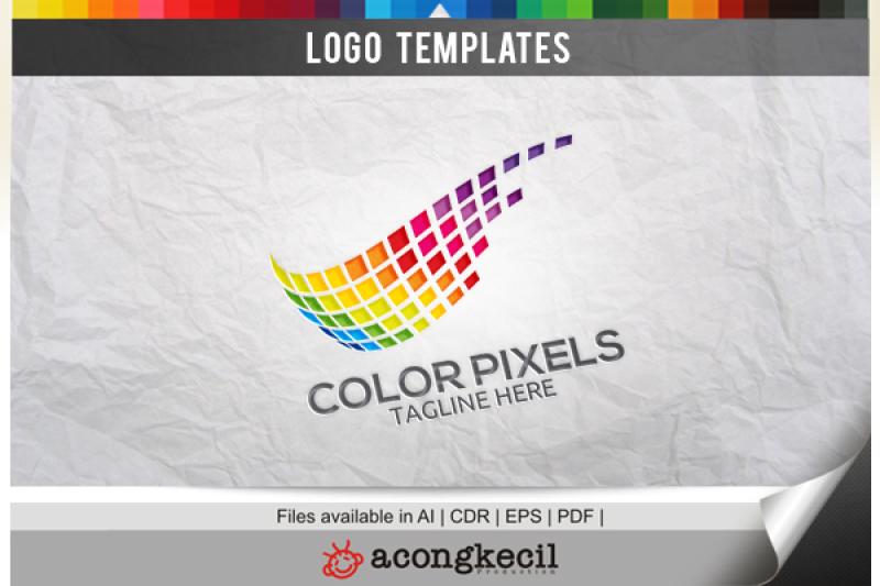color-pixels