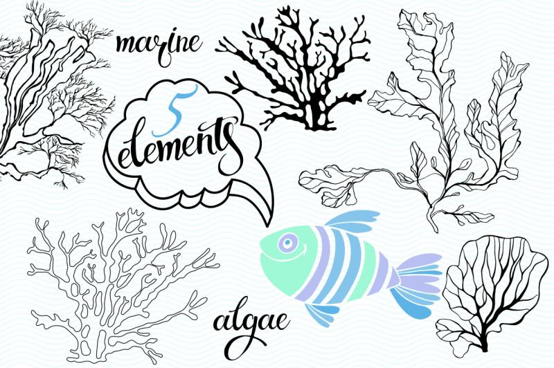 cartoon-fishes