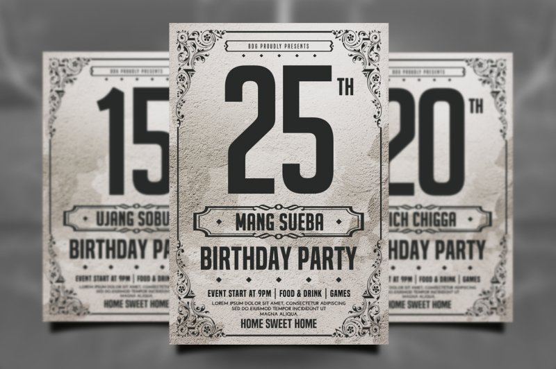 birthday-flyer-template