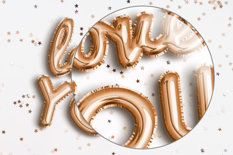 foil-balloon-text-effect