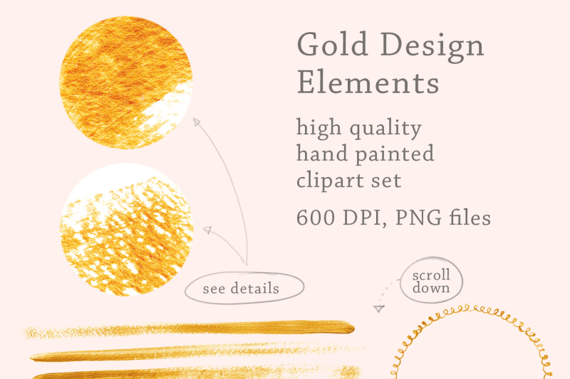 gold-design-elements-i