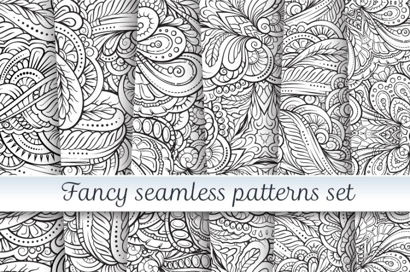 fancy-seamless-patterns-set