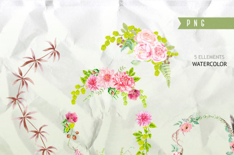 rose-clipart-gold-rose-bouquet-floral-roses-clipart-gold-roses-png-autumn-rose-bouquets-watercolor-clipart-floral-roses-clipart