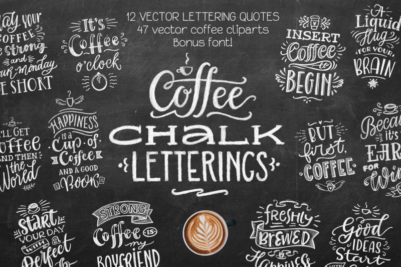 coffee-chalk-letterings