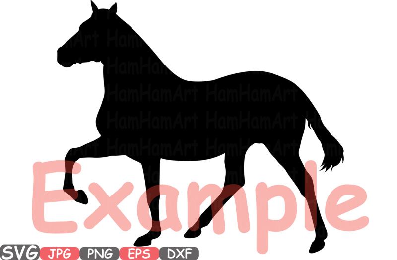 wild-horses-mascot-woodland-monogram-horse-cutting-files-svg-silhouette-school-clipart-illustration-eps-png-dxf-zoo-vector-398s