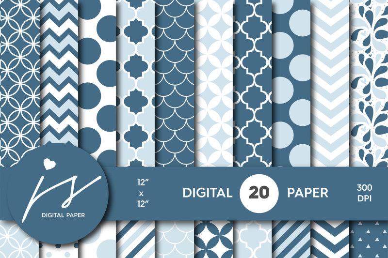 blue-digital-paper-mi-275a