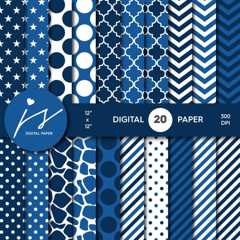 royal-and-navy-blue-digital-paper-mi-390a