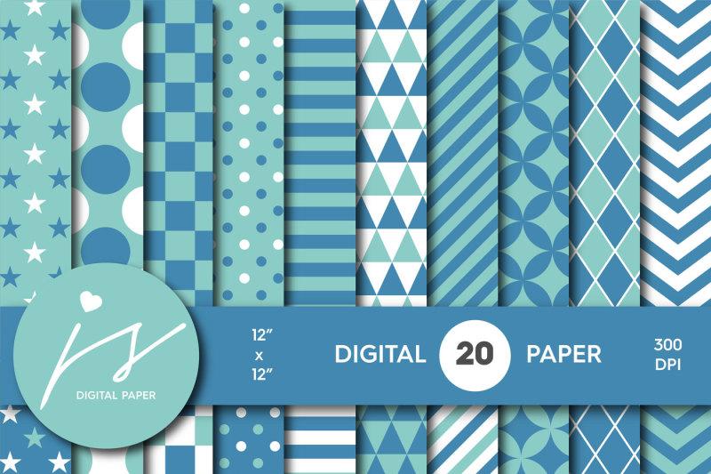 blue-digital-paper-mi-608