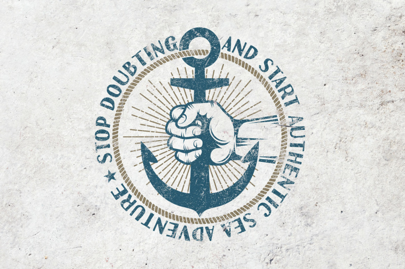 anchor-in-hand-retro-logo