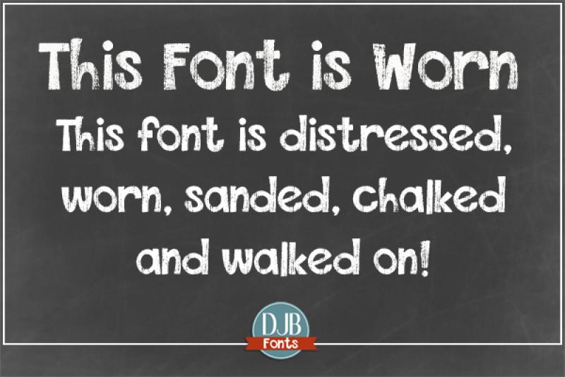 djb-this-font-is-worn