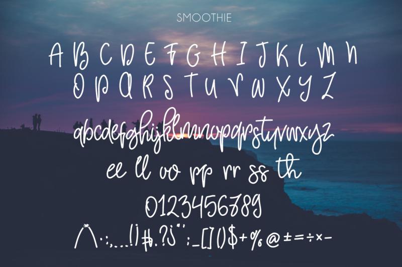 smoothie-script
