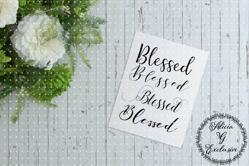 blessed-options