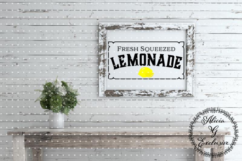 fresh-squeezed-lemonade