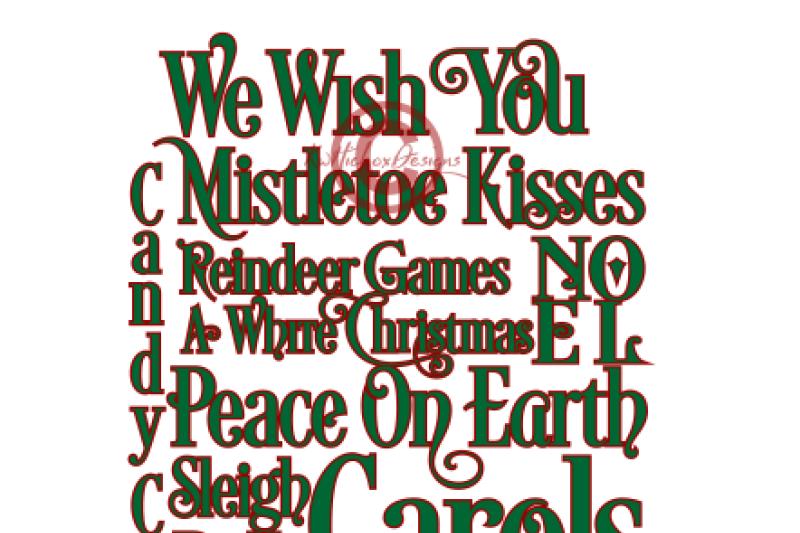 christmas-subway-art-svg-dxf-eps-png-files