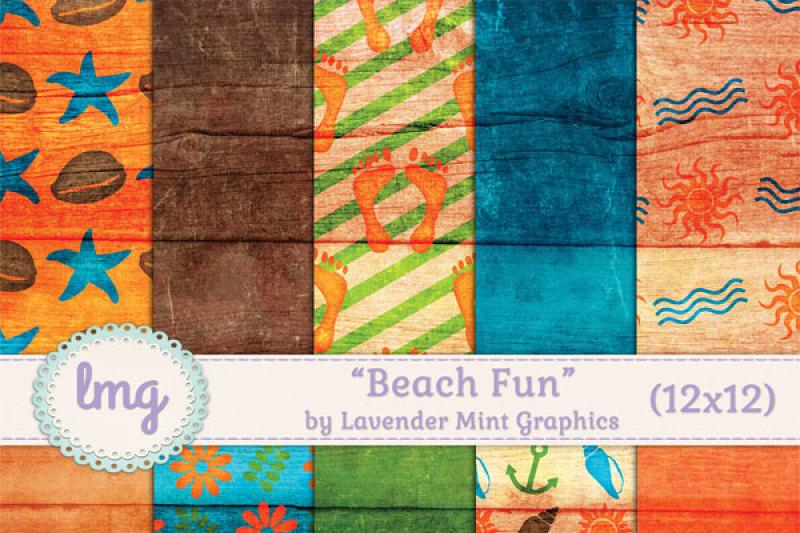 beach-fun-digital-scrapbook-paper