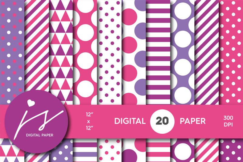 purple-and-hot-pink-digital-paper-mi-728
