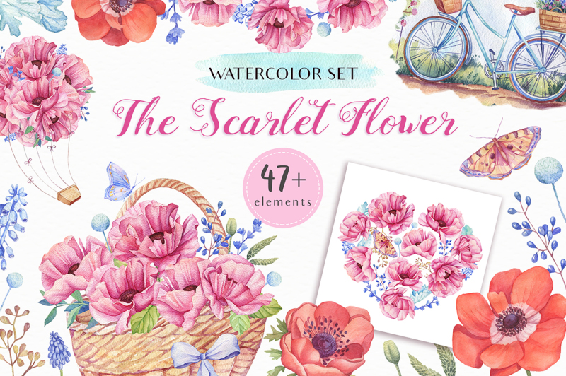 the-scarlet-flower