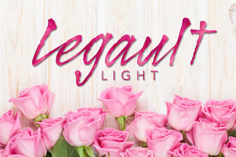 legault-light-script-hand-drawn