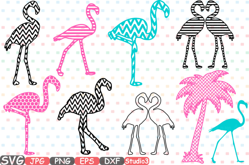 flamingo-monogram-silhouette-svg-cutting-files-digital-clip-art-graphic-printable-studio3-cricut-cuttable-die-cut-machines-flamingos-36sv