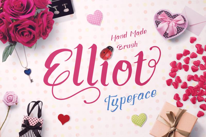 elliot-typeface