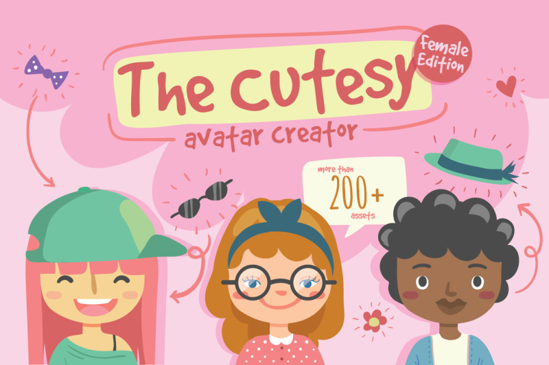 cutesy-avatar-creator-female
