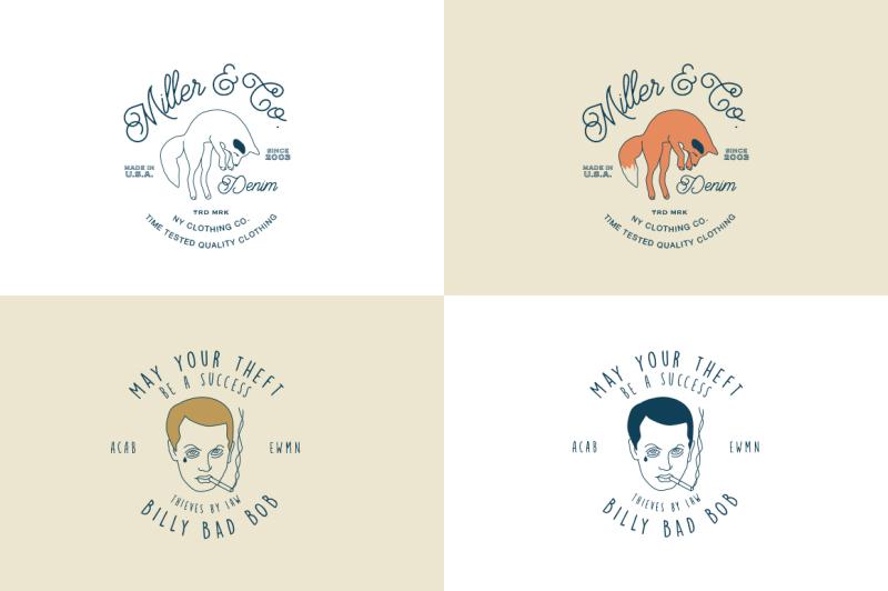 16-hipster-logo-templates