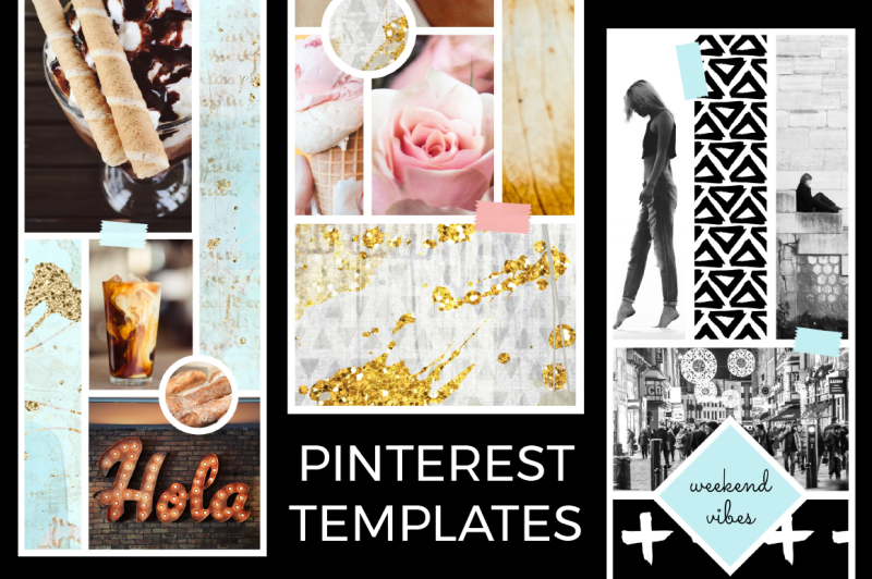 july-pinterest-templates