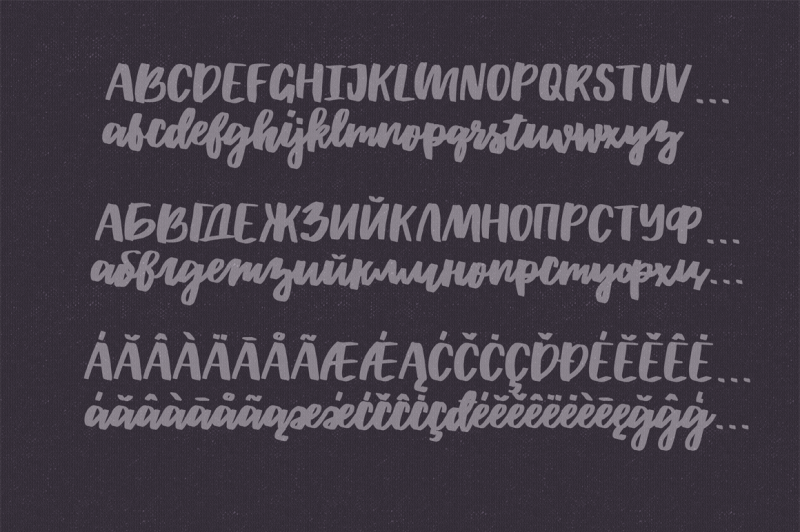 whortle-handwritten-cyrillic-script