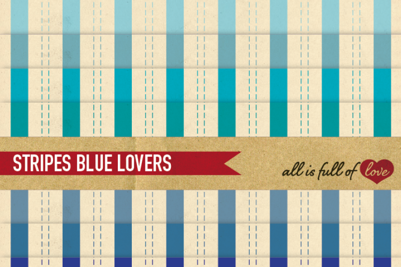 blue-stripes-paper-pack-with-retro-backgrounds