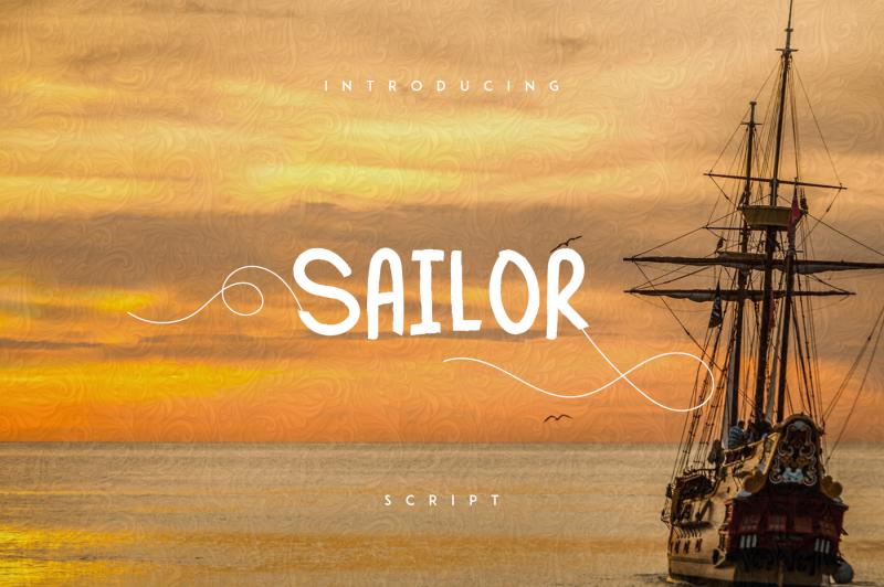 sailor-font