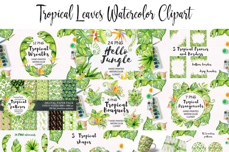 summer-sale-watercolor-tropical-bundle-80-percentoff
