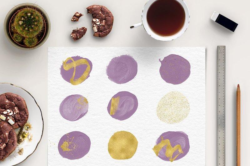 handpainted-brush-strokes-violet