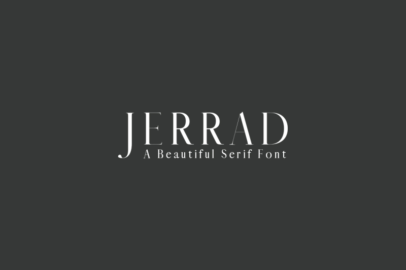jerrad-beautiful-serif-font-family