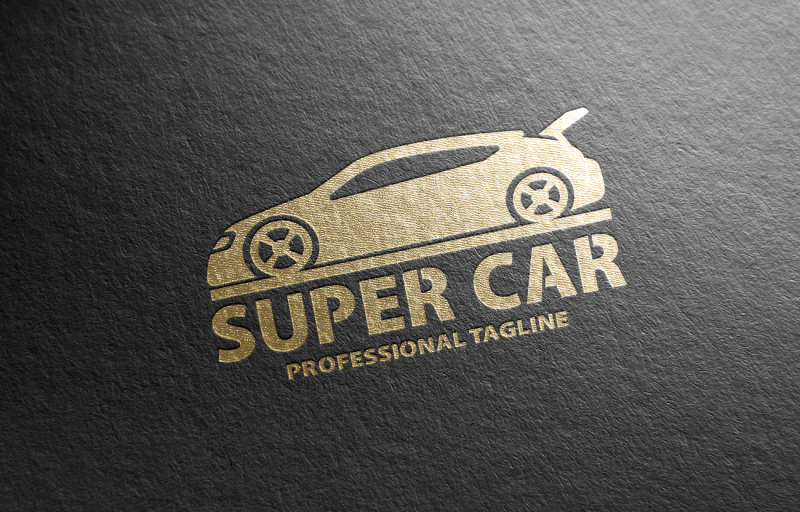 super-car-logo