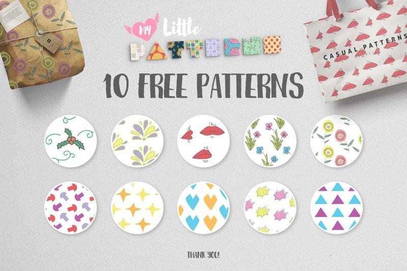 my-little-patterns