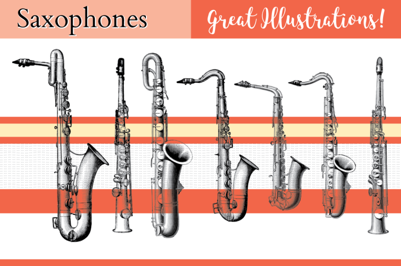 music-instruments-vintage-graphics